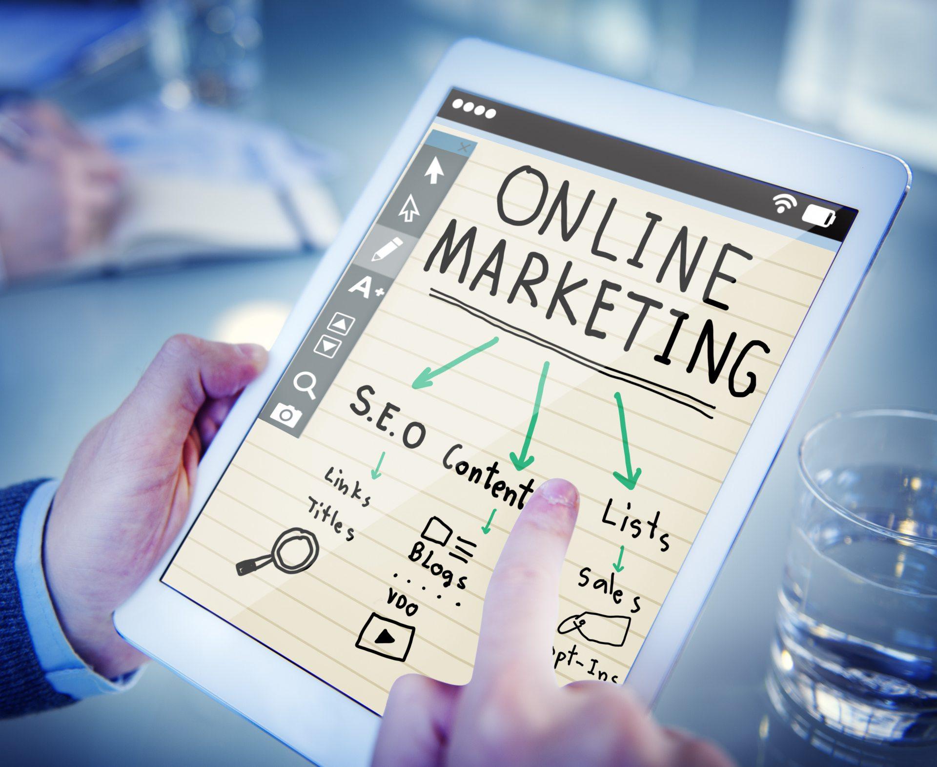 Welke online marketing strategie past bij mijn bedrijf?
